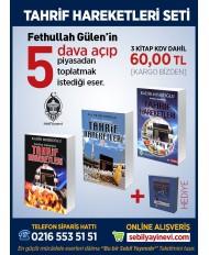 TAHRİF HAREKETLERİ SETİ (3 KİTAP..