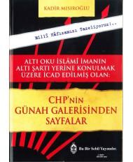 CHP'NİN GÜNAH GALERİSİNDEN SAYFA..