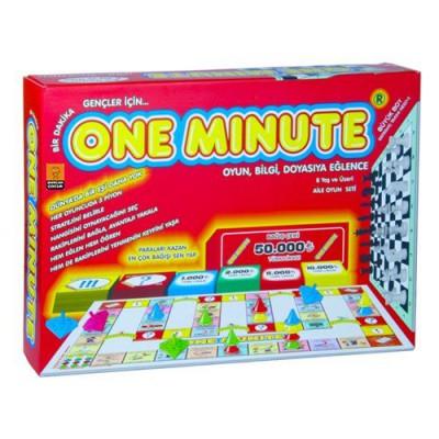 ONE MINUTE (BİR DAKİKA)