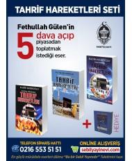 TAHRİF HAREKETLERİ SETİ (3 KİTAP) + HEDİYE